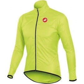 Castelli SQUADRA LONG JACKET - Pánská cyklistická bunda