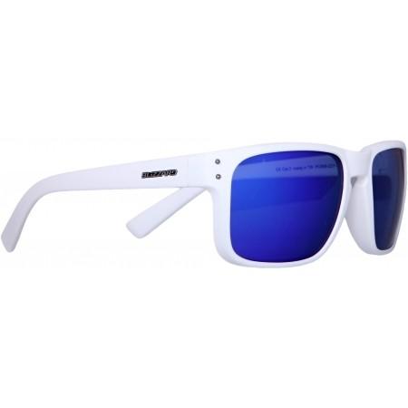 Sluneční brýle - Blizzard RUBBER WHITE GUN DECOR POINTS