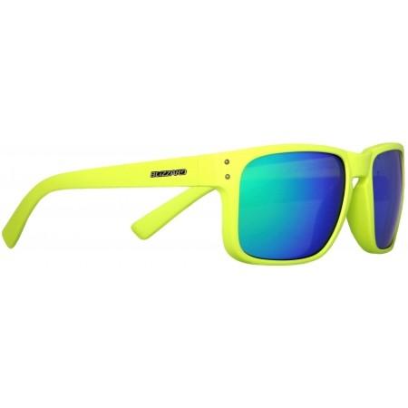 Sluneční brýle - Blizzard RUBBER GREEN GUN DECOR POINTS