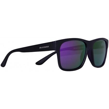 Sluneční brýle - Blizzard TRANSPARENT PURPLE MATT