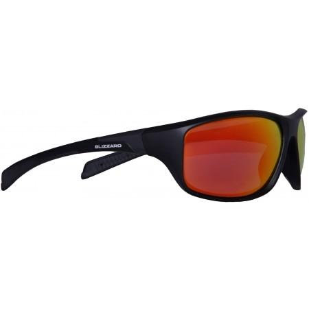 Polarizační sluneční brýle - Blizzard BLACK MATT POL