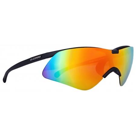 Blizzard RUBBER BLACK SET - Sluneční brýle