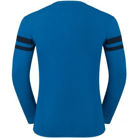Pánské funkční tričko - Odlo JUL PRINT SHIRT L/S CREW NECK - 2