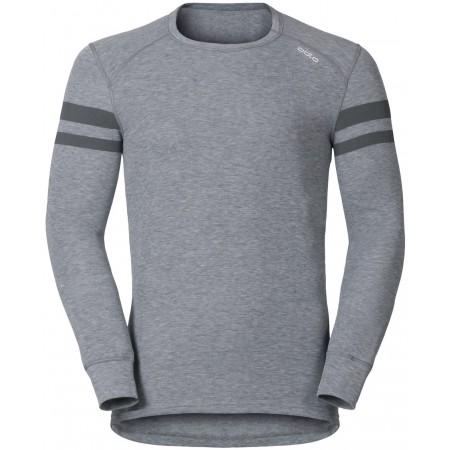 Pánské funkční tričko - Odlo JUL PRINT SHIRT L/S CREW NECK - 3