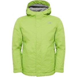 The North Face YOUTH SNOWQUEST JACKET - Dětská nepromokavá bunda