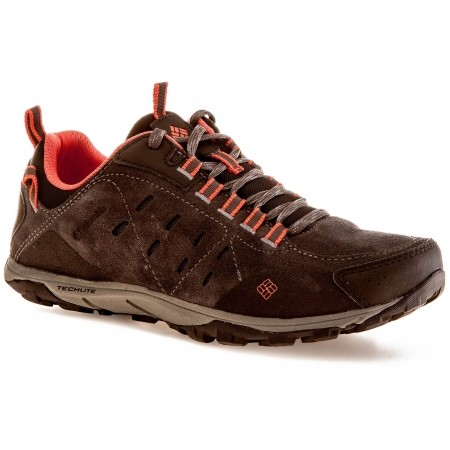 Dámská sportovní obuv - Columbia CONSPIRACY RAZOR LTHR - 8