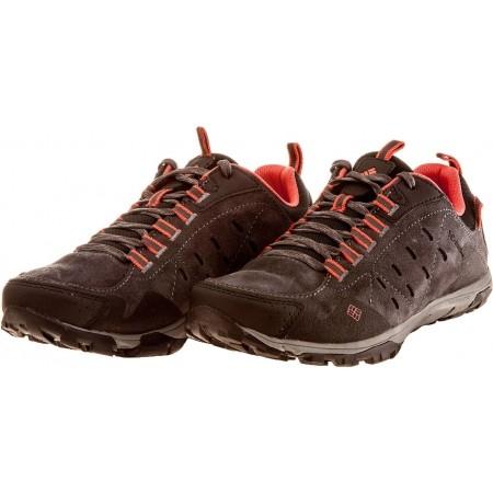 Dámská sportovní obuv - Columbia CONSPIRACY RAZOR LTHR - 9