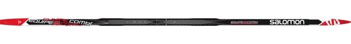 Kombi běžky - Salomon XC SKIS EQUIPE 6 COMBI - 4