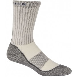 Icebreaker WMNS HIKE BASIC MED CRW - Dámské ponožky