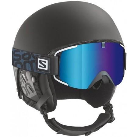 Lyžařská helma - Salomon BRIGADE - 2