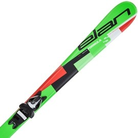 Elan FORMULA S QS + EL 7.5 - Dětské sjezdové lyže
