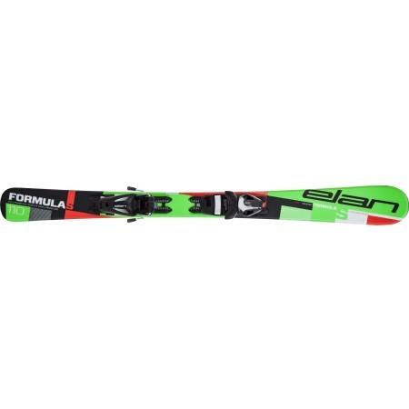 Dětské sjezdové lyže - Elan FORMULA S QS + EL 4.5 - 4