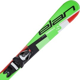 Elan FORMULA S QS + EL 4.5 - Dětské sjezdové lyže