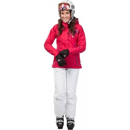 Dámská lyžařská bunda - Salomon FANTASY JKT W - 2