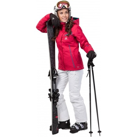 Dámská lyžařská bunda - Salomon FANTASY JKT W - 3