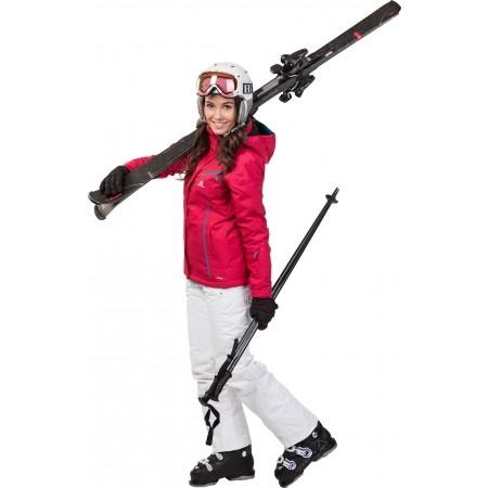Dámská lyžařská bunda - Salomon FANTASY JKT W - 4