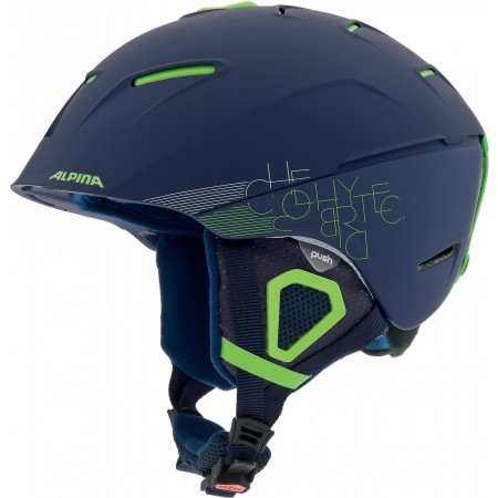 Lyžařská helma - Alpina Sports CHEOS
