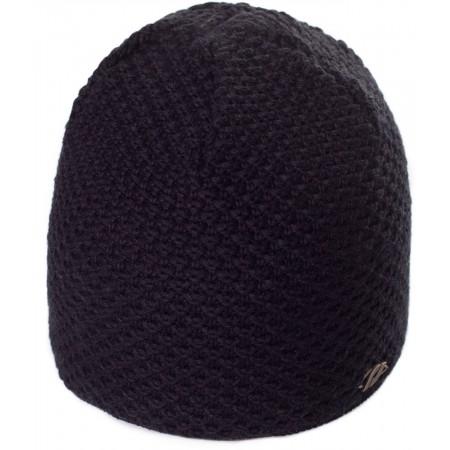 Pánská pletená čepice - R-JET ČEPICE HRUBĚ PLETENÁ LENY