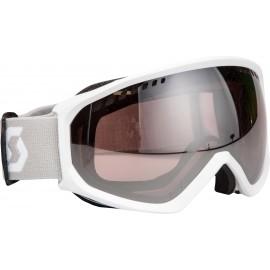 Scott FAZE WHT CH. AMP. - Unisexové lyžařské brýle