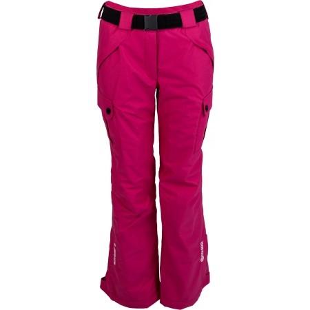 Dámské lyžařské kalhoty - Elan DEMO - 2