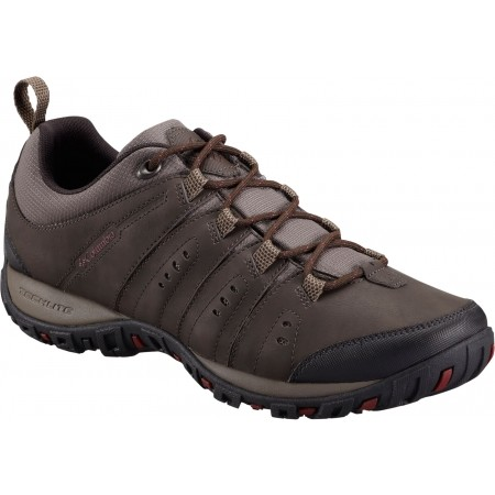 Pánská outdoorová obuv - Columbia WOODBURN II - 1