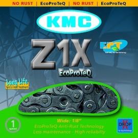 KMC ŘETĚZ Z1X EPT NEREZ - Řetěz