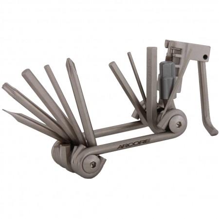 AW-11 - Multiklíč s nýtovačem řetězu 11 in 1 - Arcore AW-11