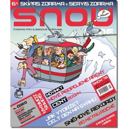 Časopis Snow - Časopis Snow - Sportisimo Časopis Snow - 6