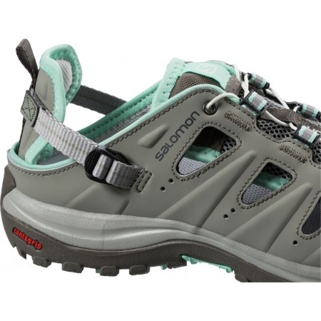 Dámské outdoorové sandály - Salomon ELLIPSE CABRIO W - 5