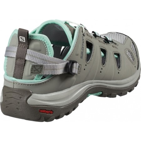 Dámské outdoorové sandály - Salomon ELLIPSE CABRIO W - 3