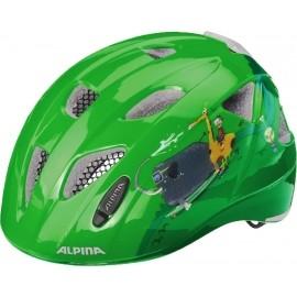 Alpina Sports XIMO FLASH - Dětská cyklistická přilba