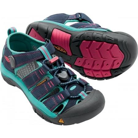 Dětská letní obuv - Keen NEWPORT H2 JR - 7