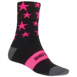 Sensor STARS - Cyklistické ponožky