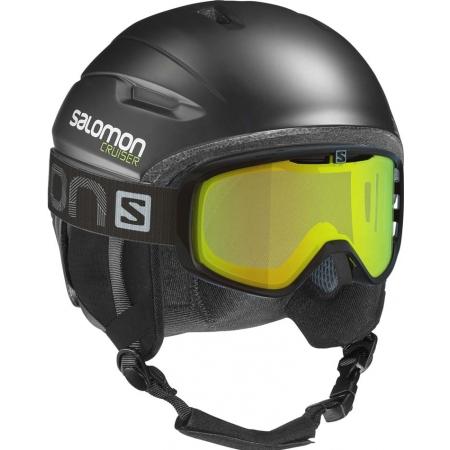 Lyžařská helma - Salomon CRUISER 4D - 3
