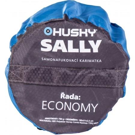 Samonafukovací karimatka - Husky SALLY 2,5 - 4
