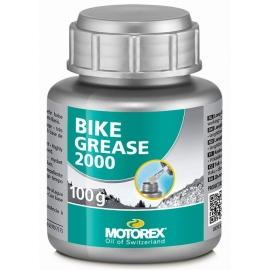 Motorex BIKE GREASE TUBA 100 ML - Vazelína