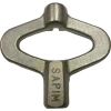 Centrklíč - Sapim NIPPLE SQUARE - 1