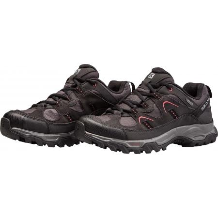 Dámská hikingová obuv - Salomon FORTALEZA GTX W - 2