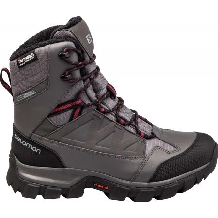 Dámská zimní obuv - Salomon CHALTEN TS CSWP W - 3