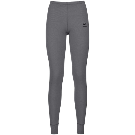 Dámské kalhoty - Odlo SUW WOMEN'S BOTTOM ACTIVE ORIGINALS WARM GOD JUL PRINT - 1