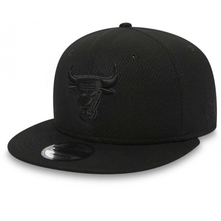 Klubová kšiltovka - New Era 9FIFTY DIAMOND CHICAGO BULLS