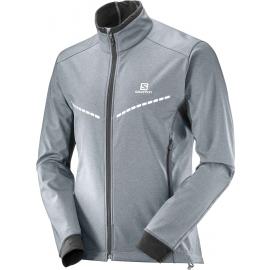 Salomon EQUIPE TR JKT M - Pánská bunda na běžky