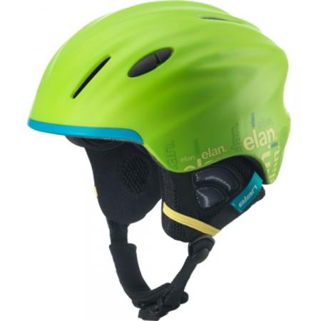 Juniorská lyžařská helma - Elan TEAM GREEN