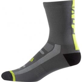 Fox Sports & Clothing 8 LOGO TRAIL SOCK - Cyklo ponožky
