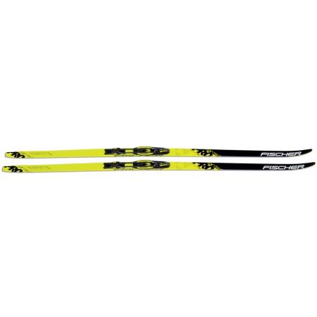 Běžecké lyže - Fischer SET TWIN SKIN PRO + ST IFP - 4