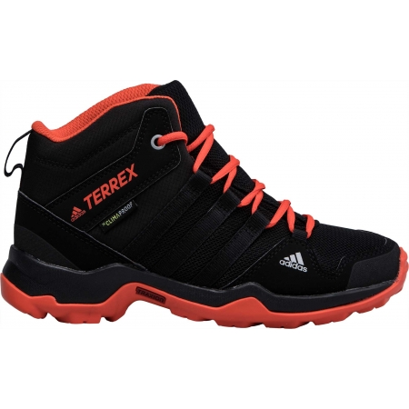 Dětská outdoorová obuv - adidas TERREX AX2R MID CP K - 3 8753d7b0bd