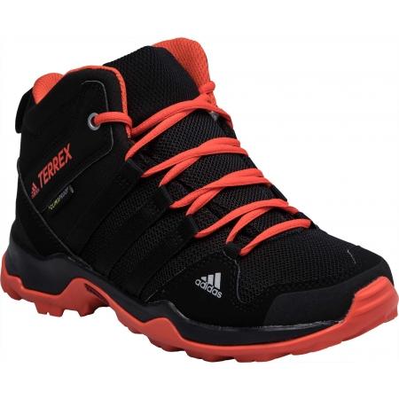 Dětská outdoorová obuv - adidas TERREX AX2R MID CP K - 1 5af18b58d9