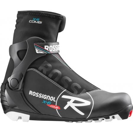 Kombi obuv na běžky - Rossignol X-6 COMBI-XC