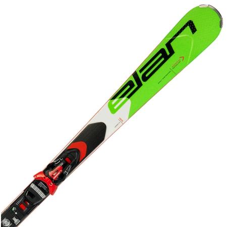 Sjezdové lyže - Elan SLX FUSION + EL 11 - 2