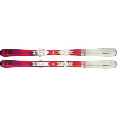 Dámské sjezdové lyže - Elan SNOW LS + EL 7.5 - 4